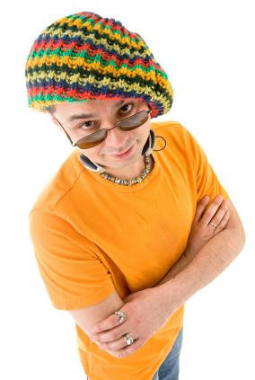 Amazing Colorful Rasta Hat Fashion for Men