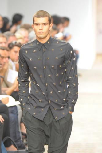 so Cool with Exclusive Black Dress Shirt from Givenchy for Men