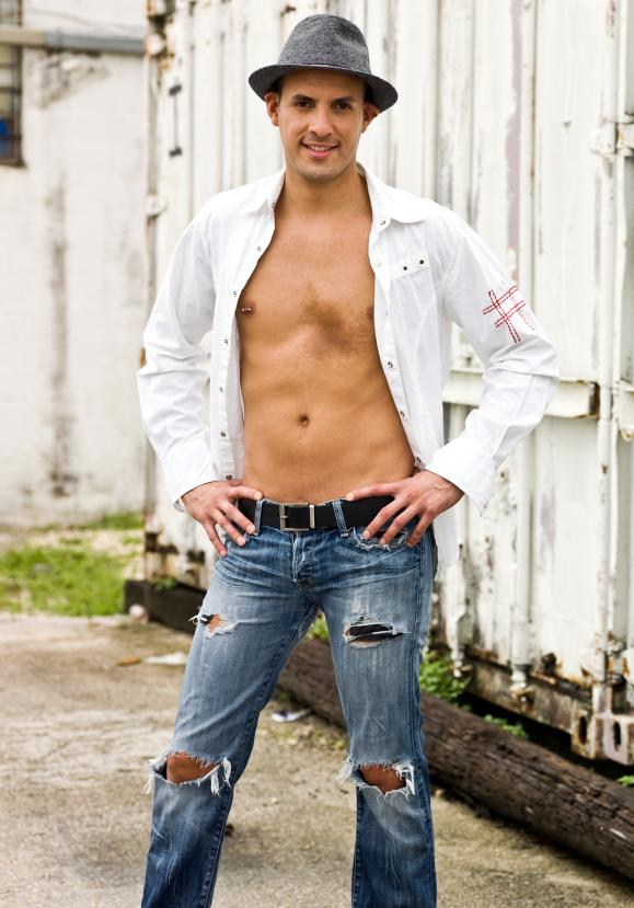 Guys in Jeans Gallery [Slideshow]