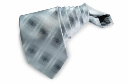 Geometric necktie