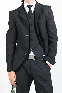 Men's Business Suit Styles