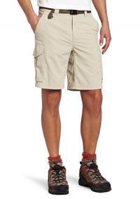 Finding Elastic Waist Mens Cargo Shorts