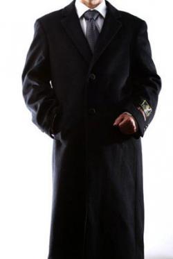 Mens Extra Long Trench Coat Coat Nj
