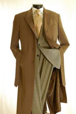Brown Mac Coat