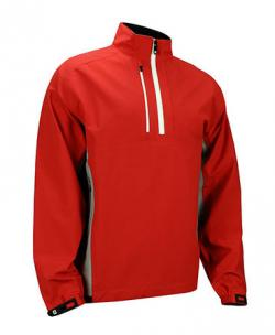 FootJoy DryJoys Tour XP Half Zip Golf Rain Shirt