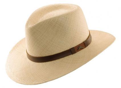 Tommy Bahama Panama Straw Outback Hat