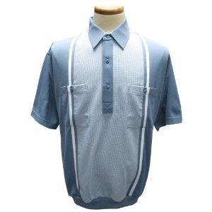 Mens Banded Bottom Shirt