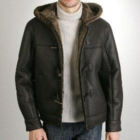 Sheepskin Coats for Men