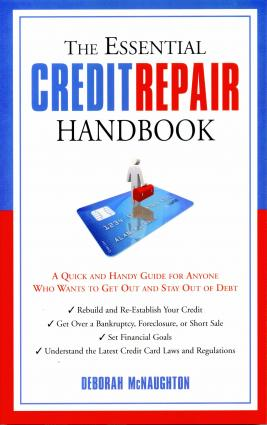 Credit Repair Handbook by Deborah McNaughton