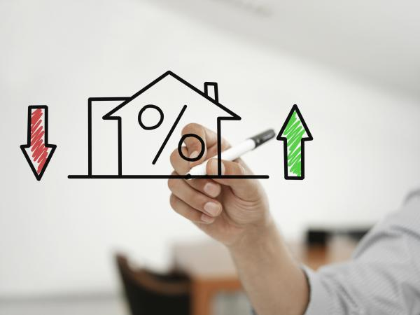 house and mortgage rates