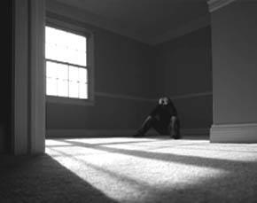 Man in Room