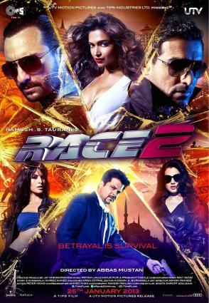 Race 2 Bollywood movie from Amazon.com