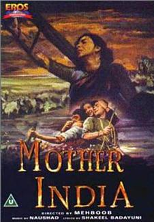 Mother India Bollywood movie from amazon.com