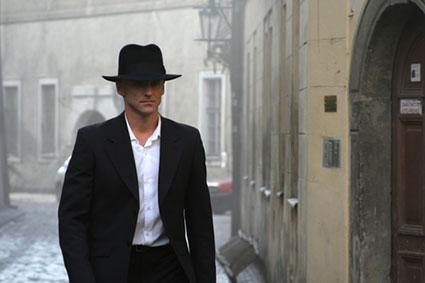 Daniel Craig on filming Casino Royale in Old Town, Prague.