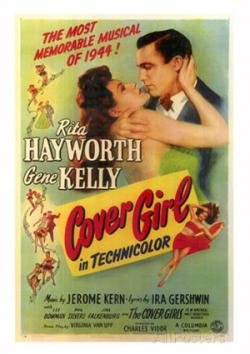 Cover Girl 1944 Poster