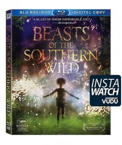 Beasts of the Southern Wild Blu-ray DVD Widescreen