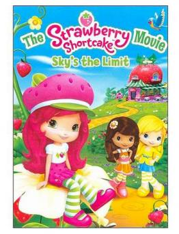 Strawberry Shortcake Sky's the Limit