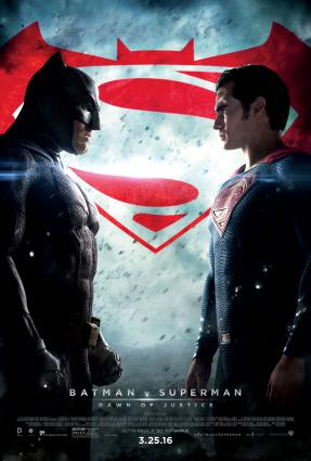 Batman Vs. Superman Dawn of Justice Poster