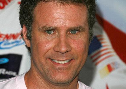 Will Ferrell at Talladega Nights: the Ballad of Ricky Bobby Movie Premiere