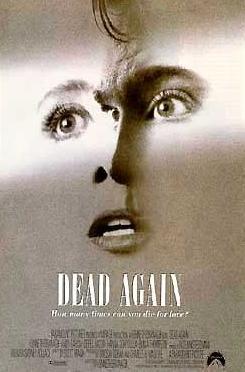 Dead Again movie poster