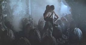 Sigourney Weaver is Ripley in Aliens