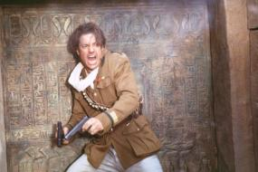 Brendan Fraser as Rick O'Connell in The Mummy