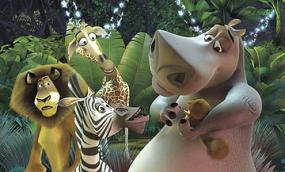 Madagascar still