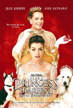The Princess Diaries 2 movie poster