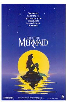 The Little Mermaid movie poster