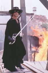 Antonio Banderas is the new Zorro