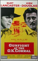Gunfight at the O.K. Corral movie poster