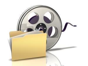 film and folder