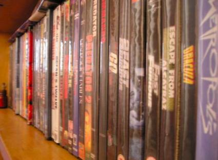 Movie sequels are in every DVD collection