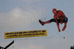 Spiderman Promo poster