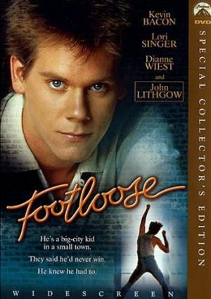footloose movie characters on dvd from amazon.com