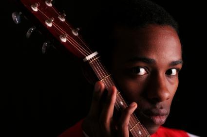 R&B musician