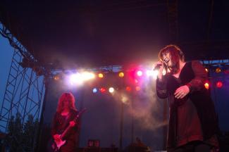 Heart in concert Naperville Ribfest 2007