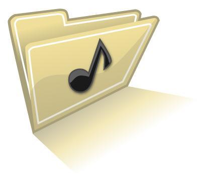 Digital music illustration 1