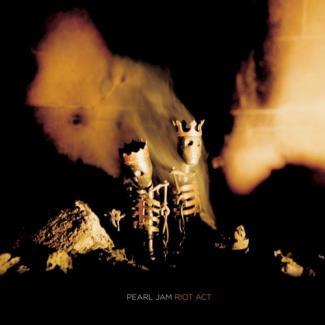 Pearl Jam Riot Act record album