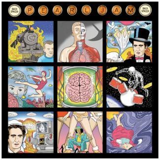 Pearl Jam Backspacer record album