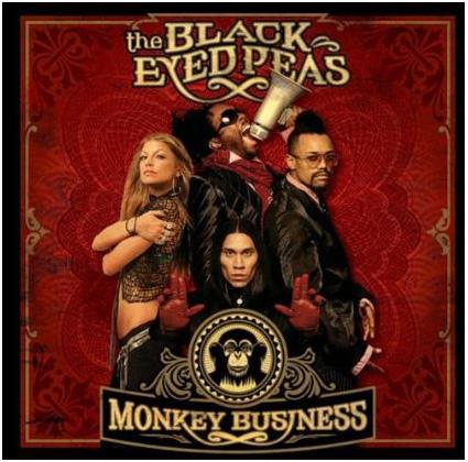 Black Eyed Peas Don't Lie album cover