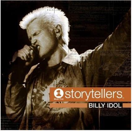 Billy Idol White Wedding album cover