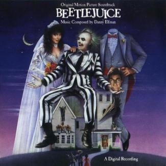 Beetlejuice Original Motion Picture Soundtrack at Amazon