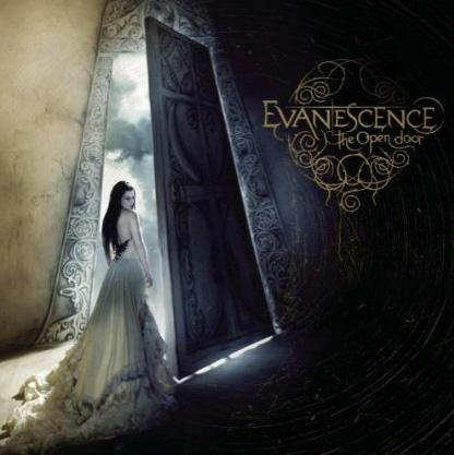Cover of Evanescence's album containing the single Call Me When You're Sober