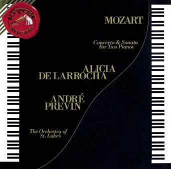 Concerto & Sonata for 2 Pianos