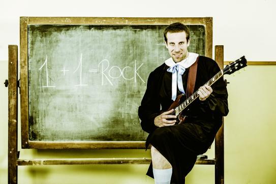 Rock affect teens