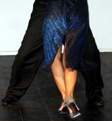 A Pair of Dancers