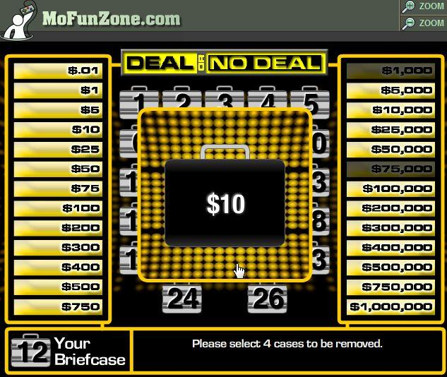 Y8 New Games Deal Or No Deal: Software Free Download