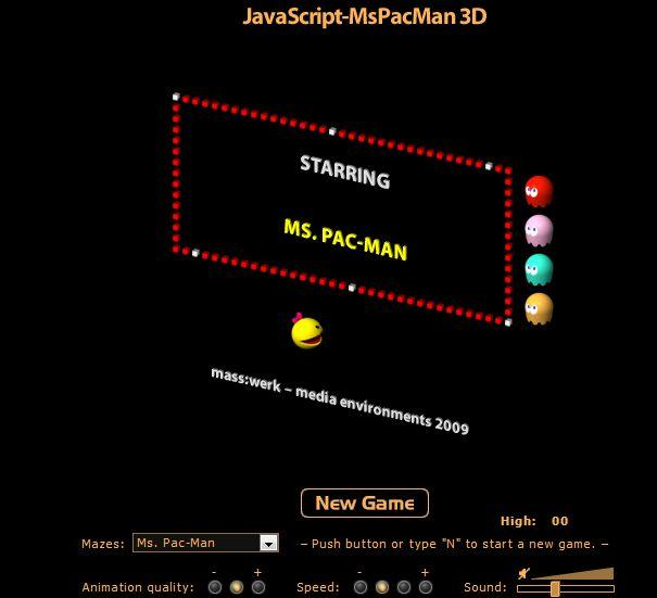 Play Ms Pac Man Online [Slideshow]