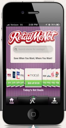 SSPR for Retailmenot